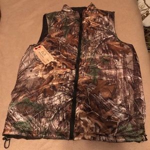 Camo RealTree Vest